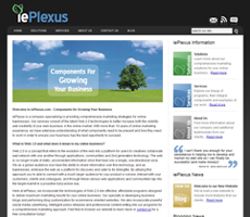 iePlexus.com Website