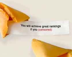 Ranking Fortune Cookie
