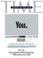 Time Magazine Cover - Social Media