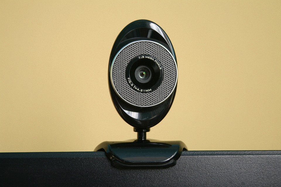 webcam broadcasting